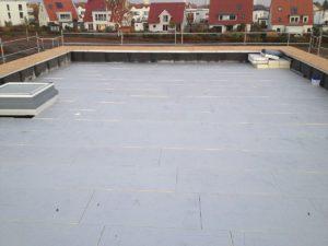 Dachdämmung mit PUR (Polyurethan)