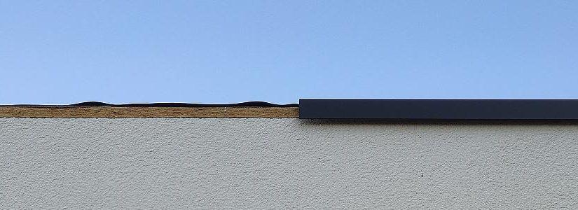 Garage (Oberputz, Dach, Pflaster)